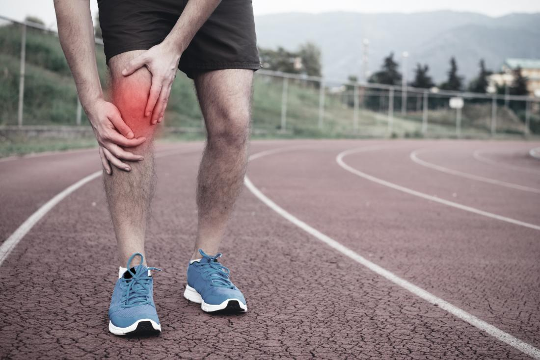 High impact and repetitive exercise increases risk of OA of the knee
