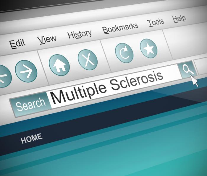 internet search for multiple sclerosis
