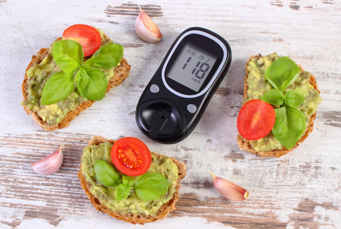 is guacamole ok for low sugar diet?