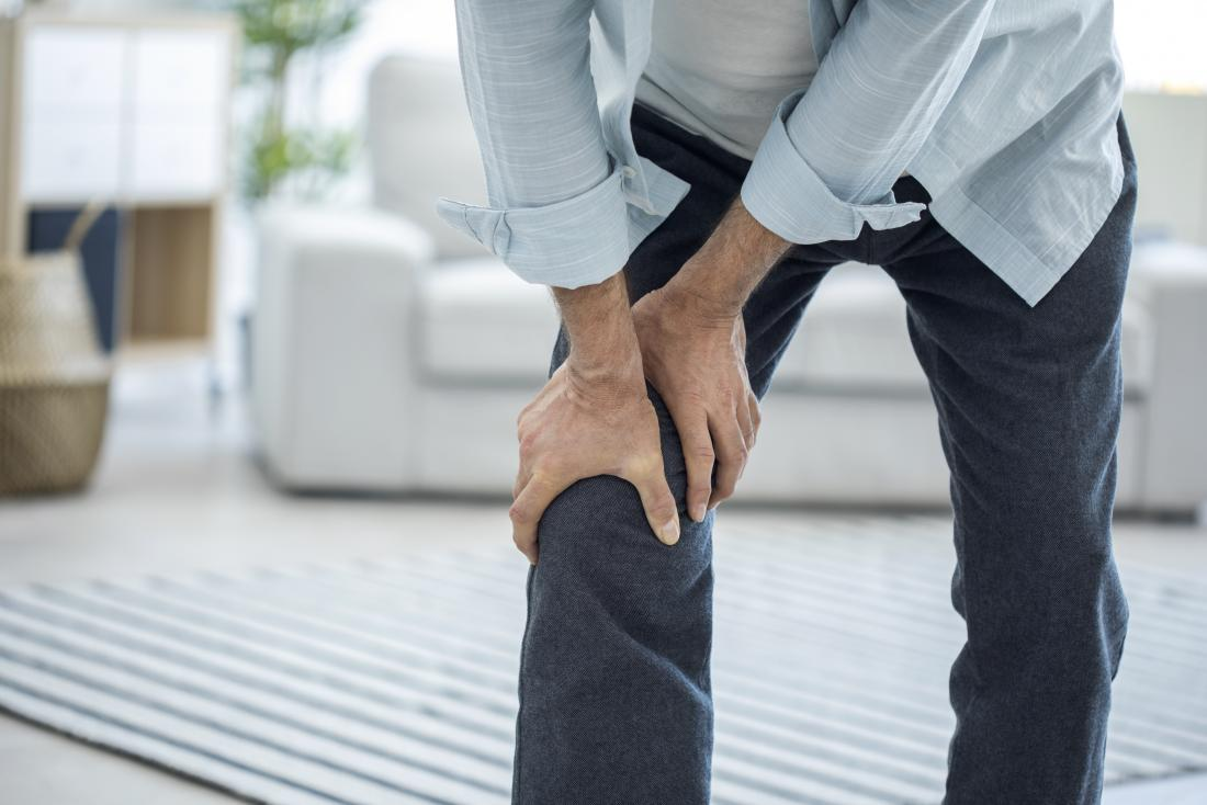 Knee pain has a variety of causes