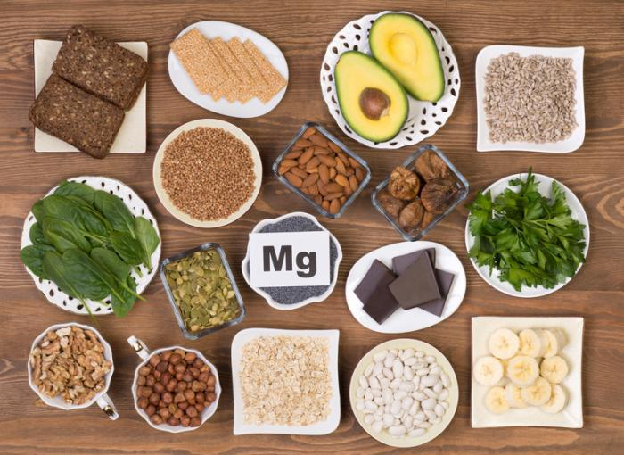 [Foods containing magnesium]