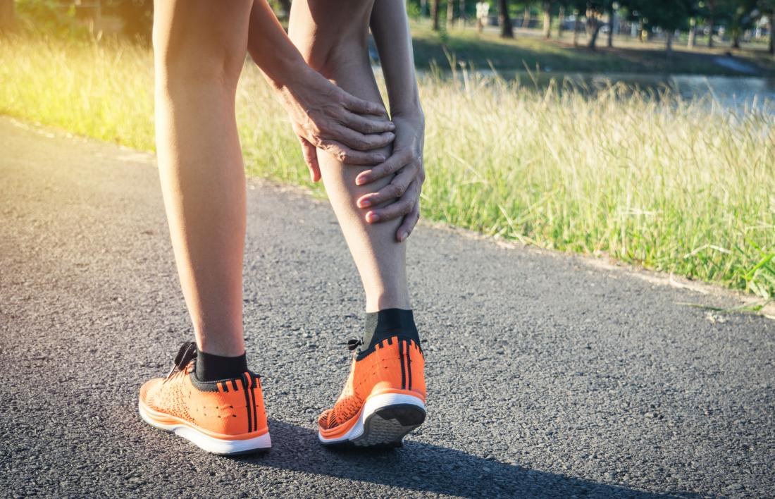 Cramps are common during exercise