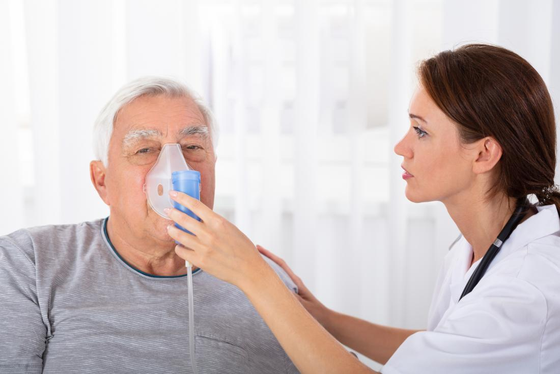 COPD and emphysema cause breathing difficulties
