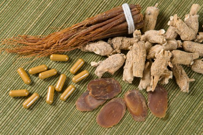 Different forms of red ginseng. Erectile dysfunction Impotence