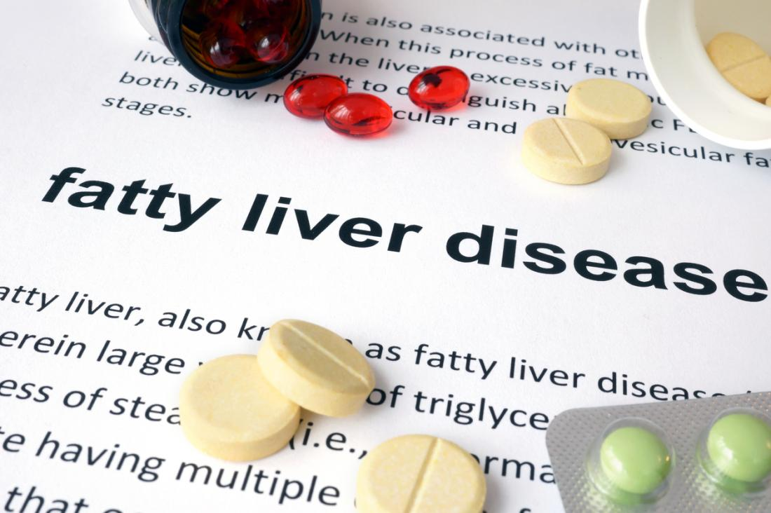 [fatty liver disease and pills]