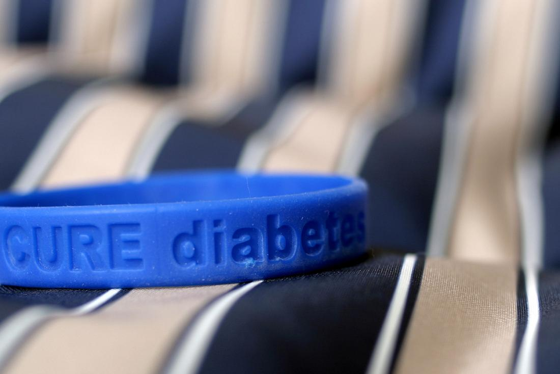 [cure diabetes wristband]