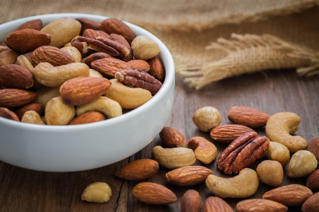 Tree Nuts May Lower Risk Of Colon Cancer Recurrence Death