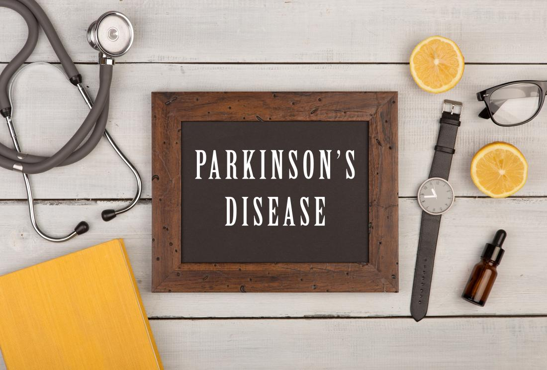 parkinson's disease sign