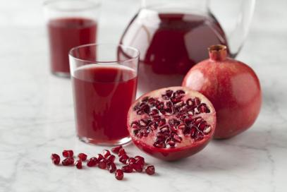 Image result for pomegranate juice for healthy skin