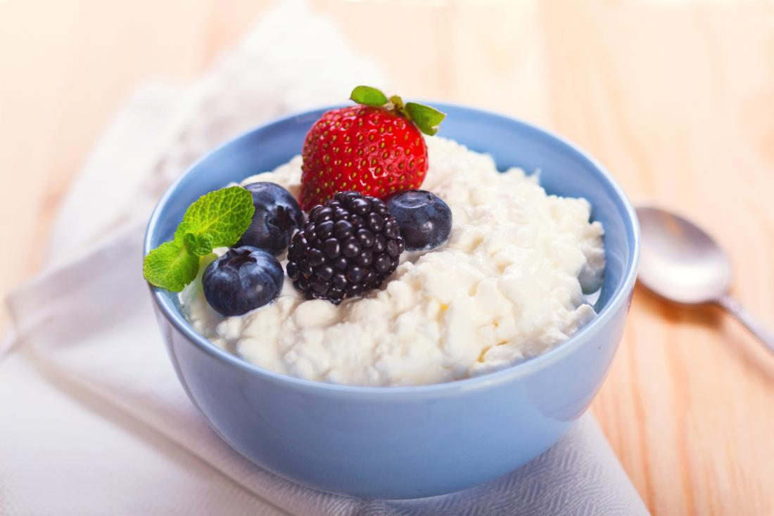 Cottage Cheese Benefits Risks And Cancer Treatment