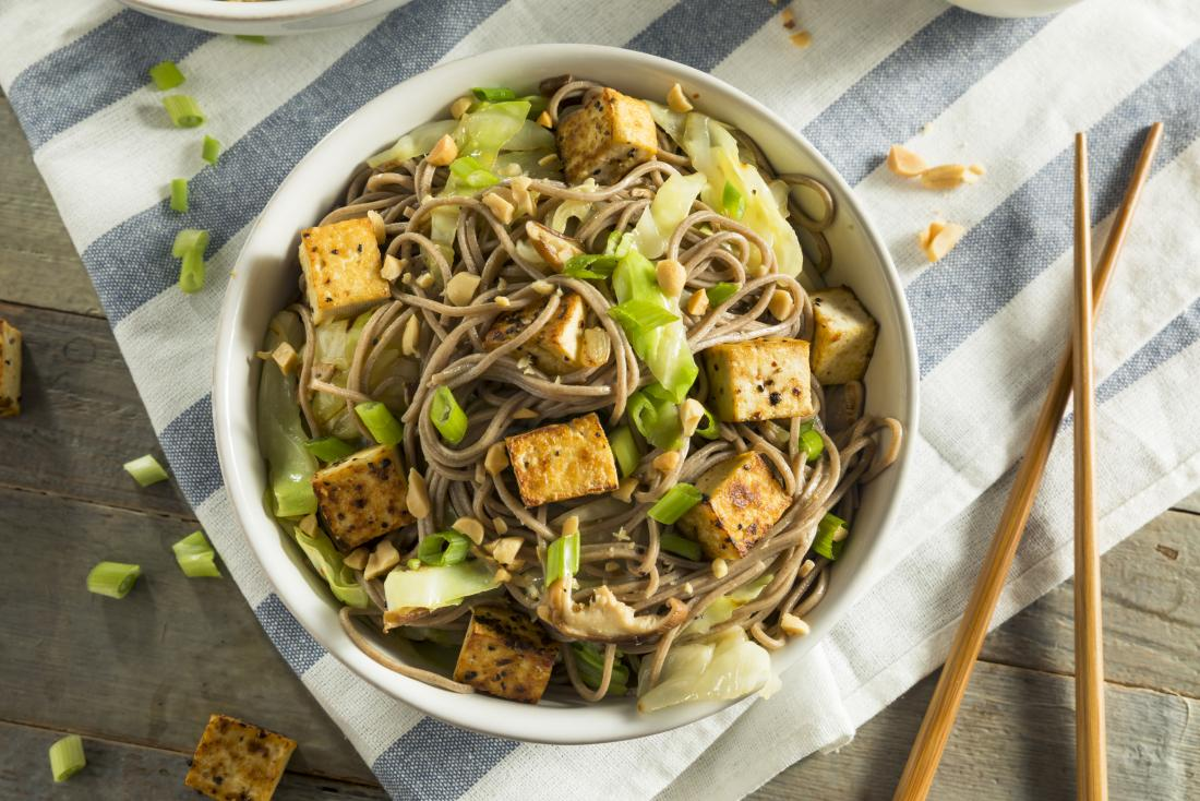 tofu high iron