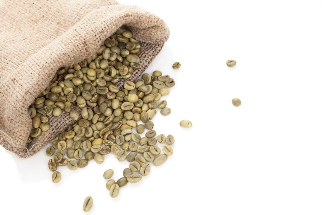 How to prepare green coffee bean extract for weight loss