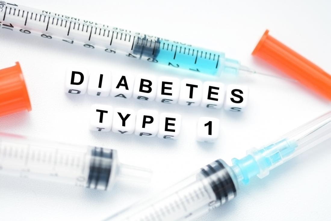 diabetes type 1 spelled out