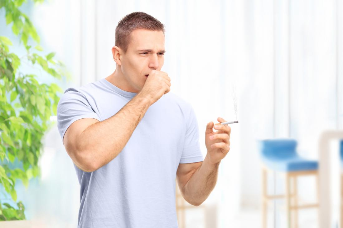 Smoker's cough: Symptoms, causes, and home remedies
