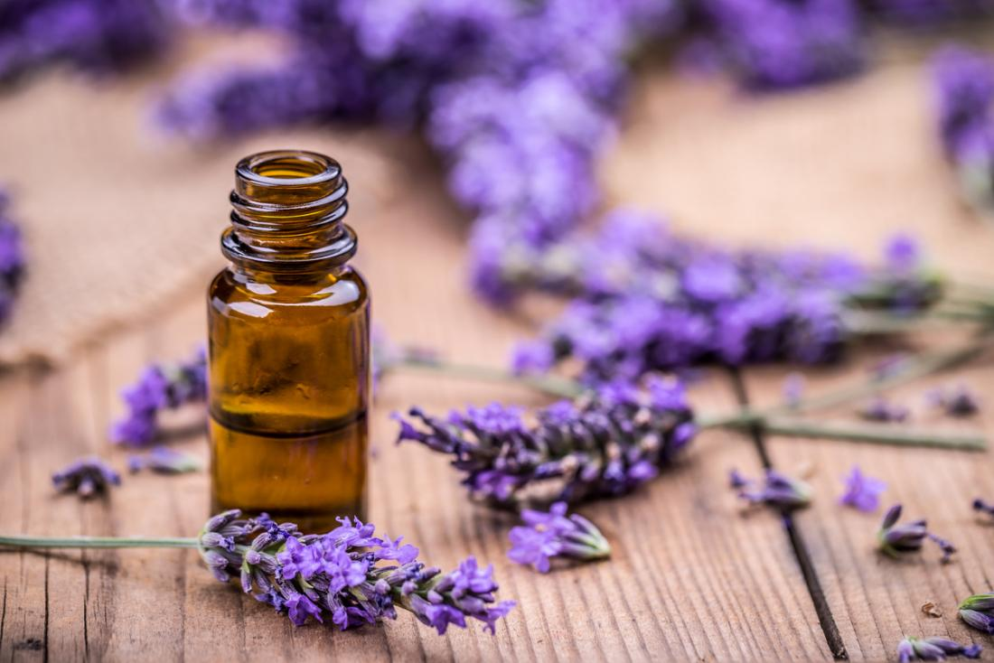 Lavender uses oil