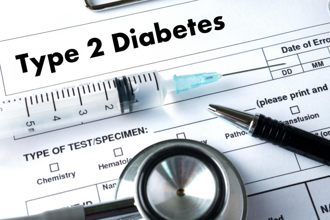 type 2 diabetes form