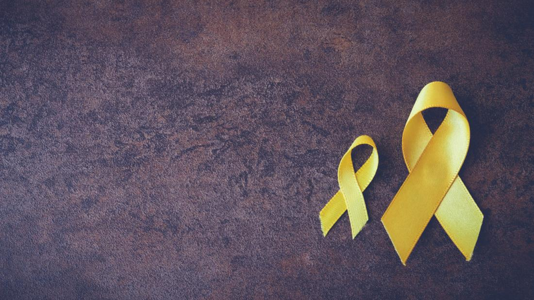 yellow ribbon sarcoma awareness
