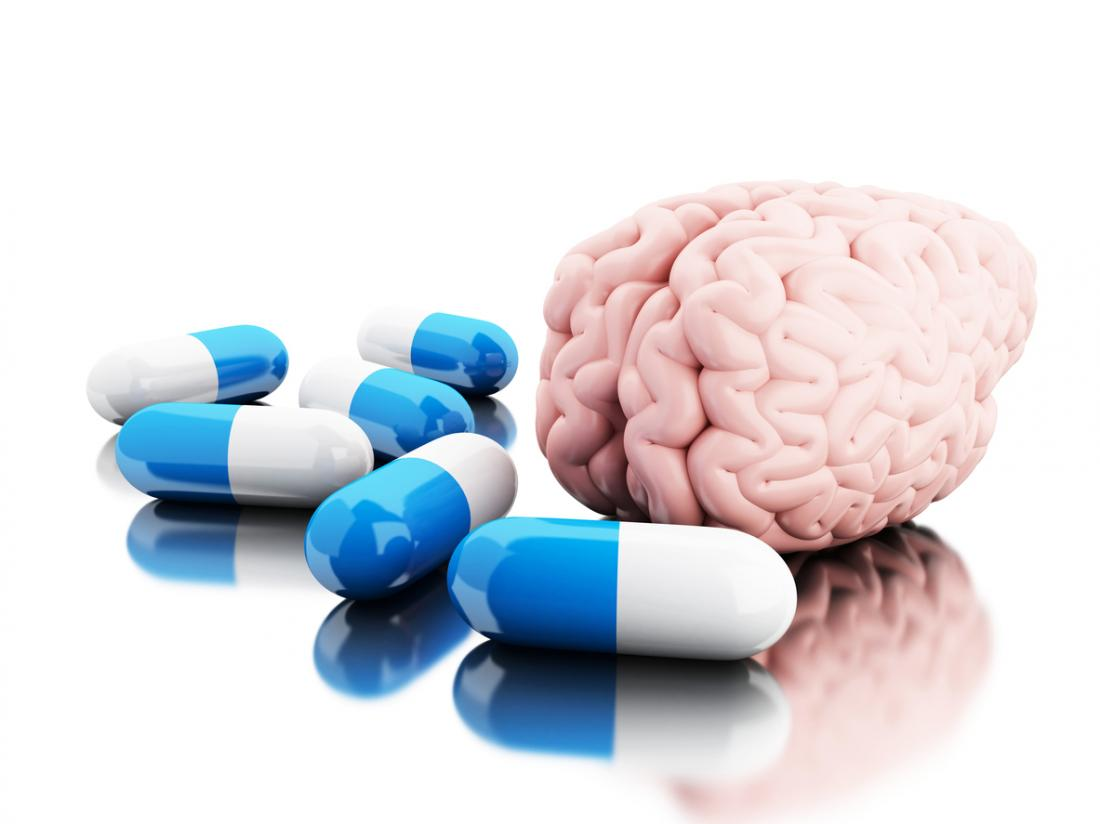 pills and the human brain