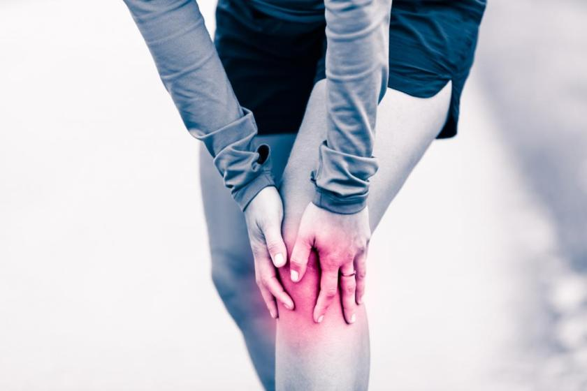 Knee injury tendonitis