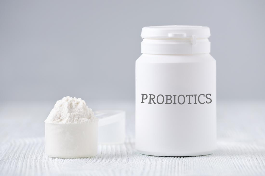 probiotic powder