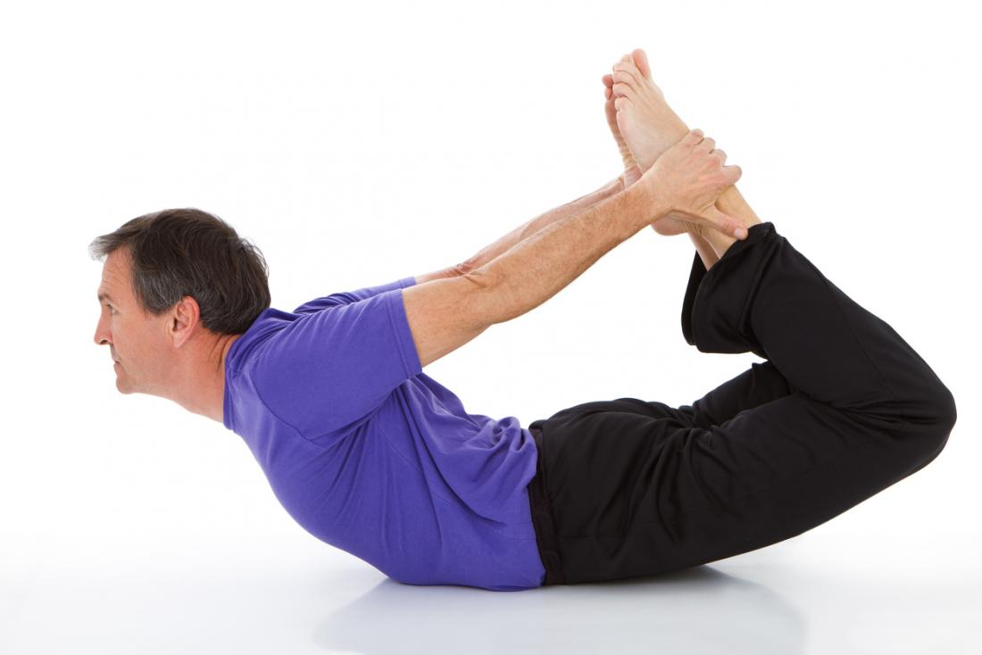 6 Yoga Poses For Prostate Enlargement