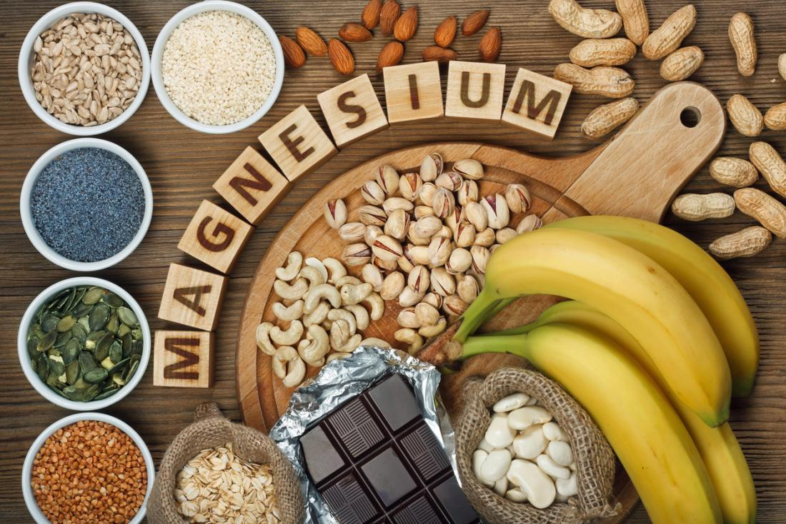 foods rich in magnesium