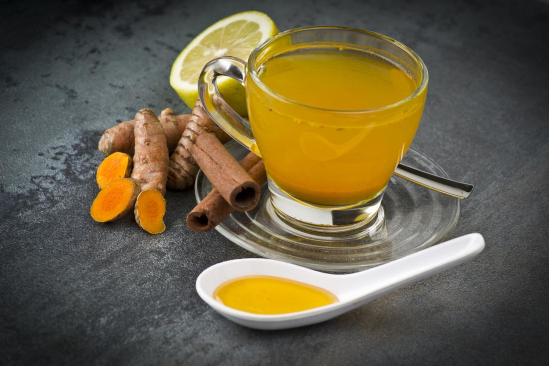 turmeric tea: benefits and preparation