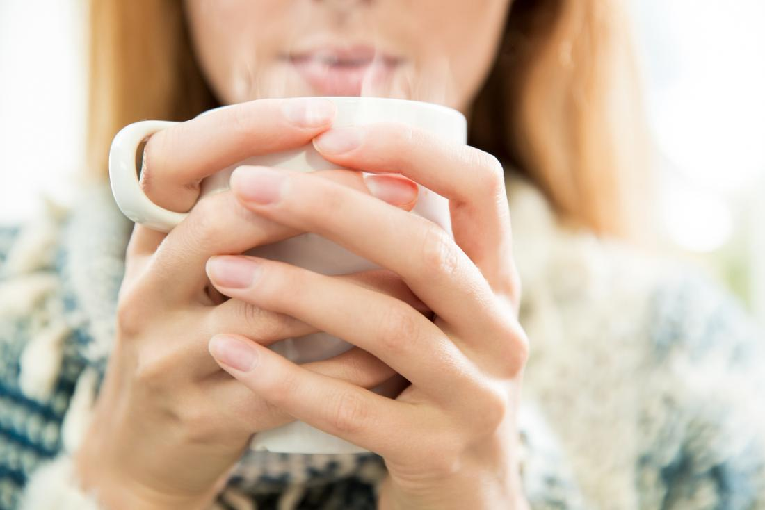 Drinking Hot Water Benefits And Risks