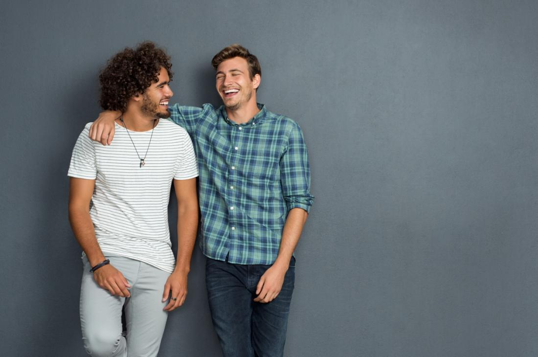 How straight millennials feel about bromance