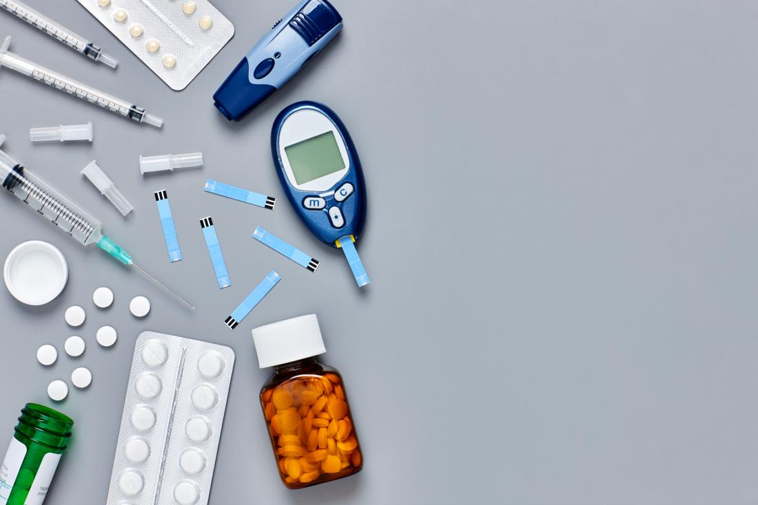 diabetes and medical equipment