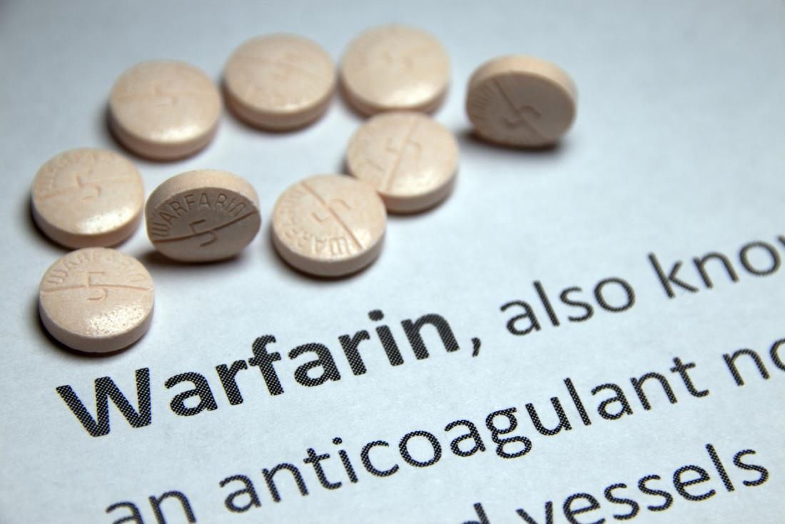 a description of warfarin