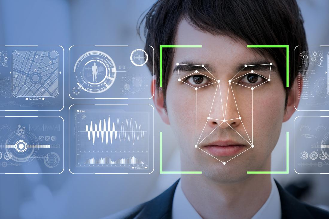 facial recognition model
