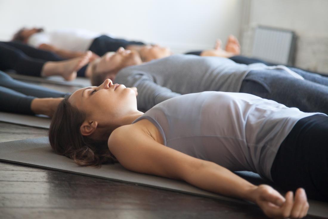 Yoga pour la dysfonction érectile La pose de Shavasana