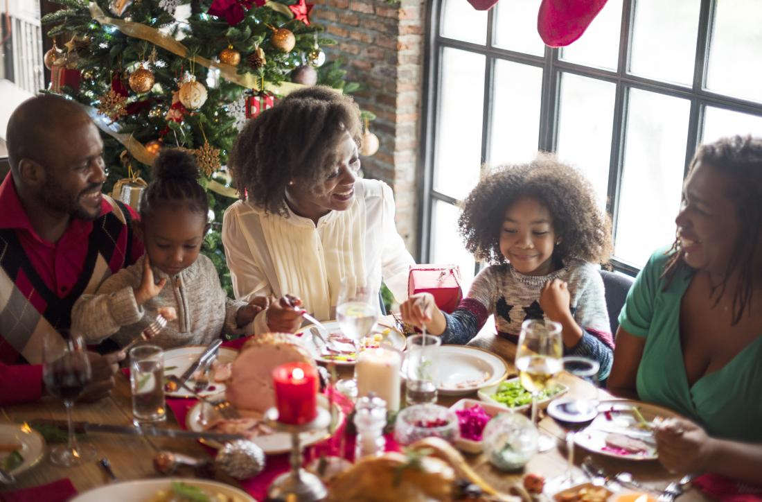 Holiday food and gut health