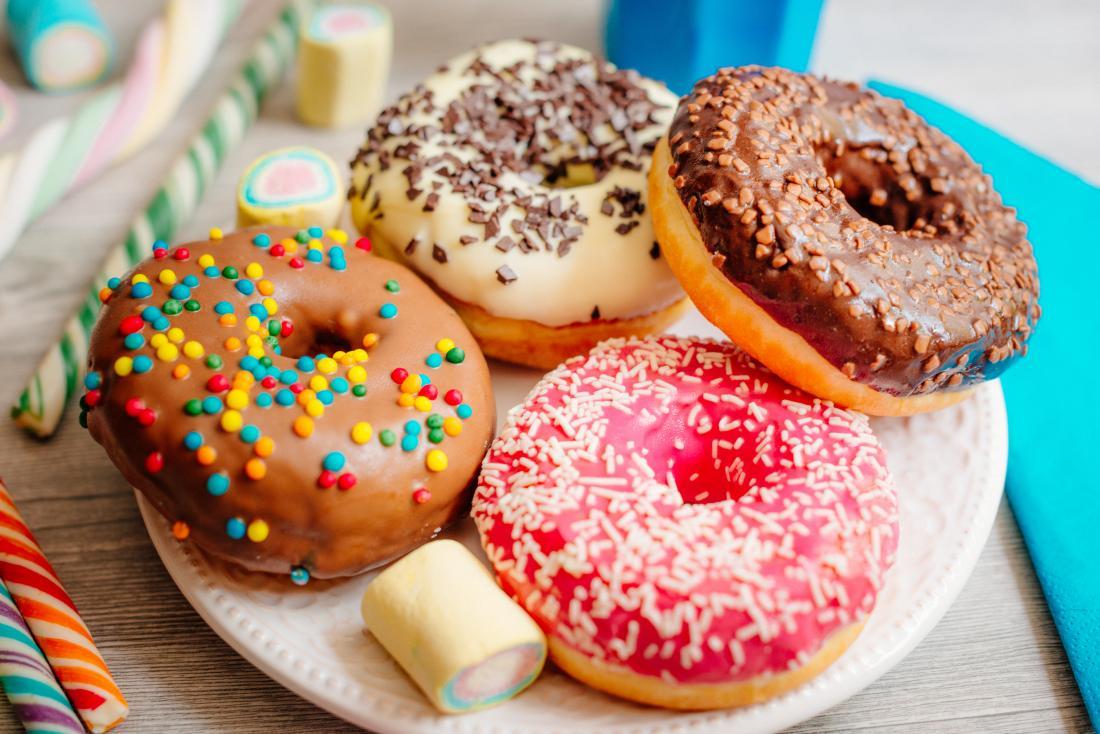 Sugary donuts Primal diet