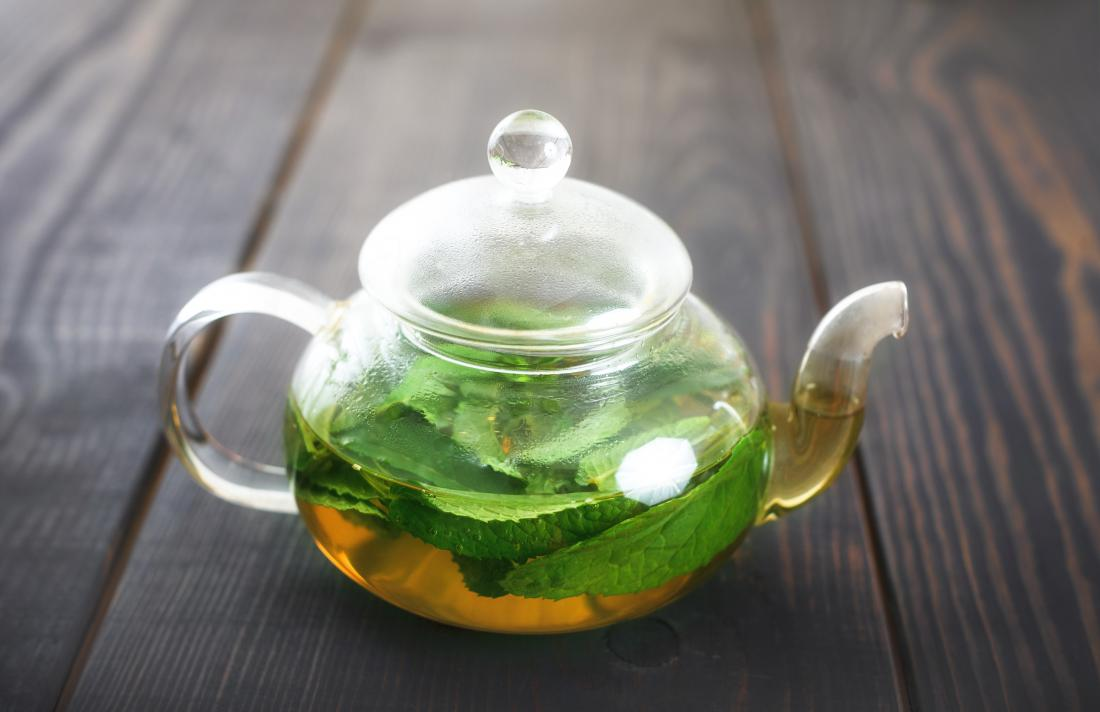 Peppermint tea may help with IBS