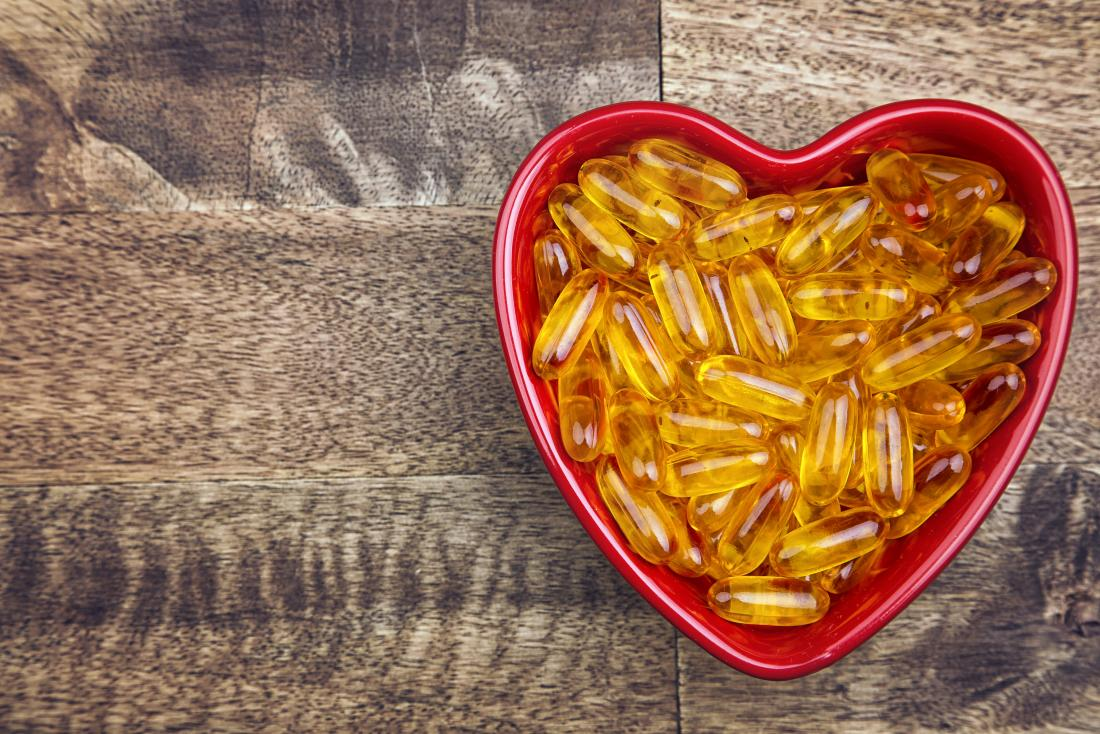 vitamin d supplements in heart