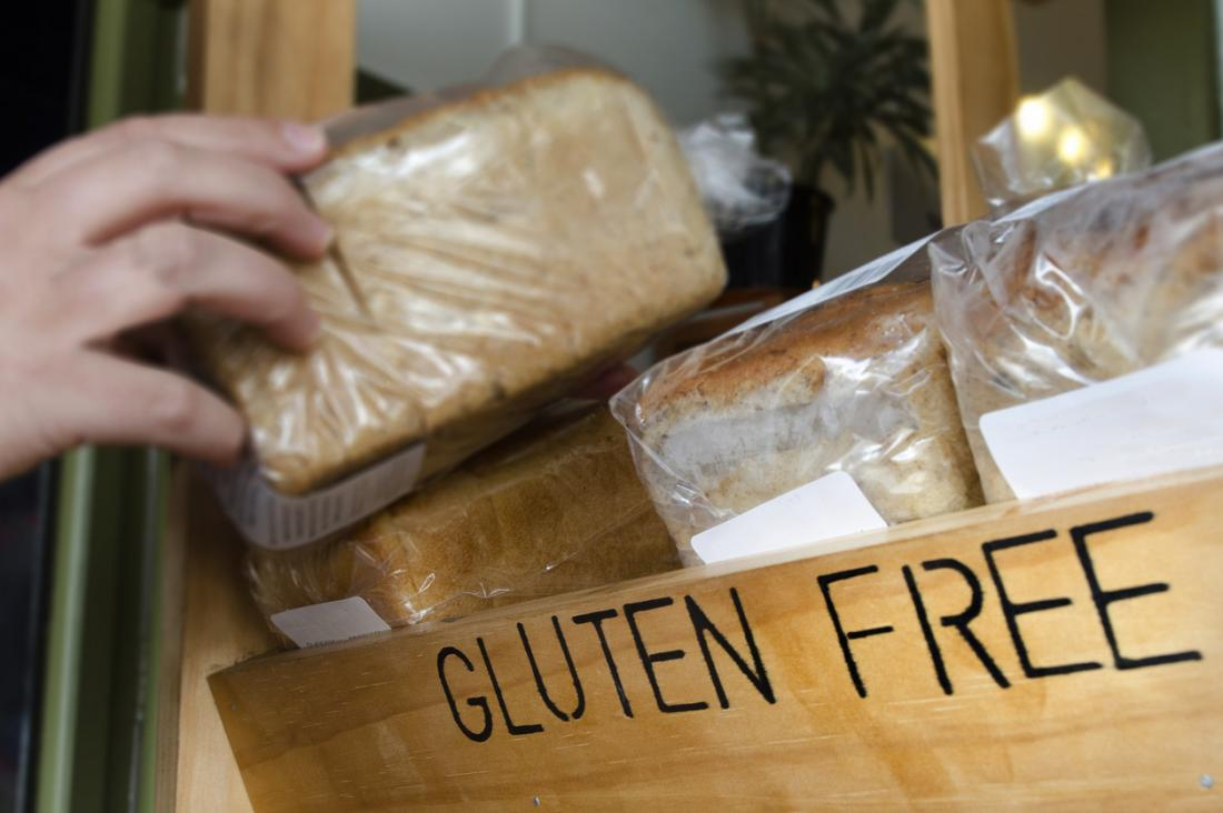 gluten free bread. Celiac disease may cause loose stools