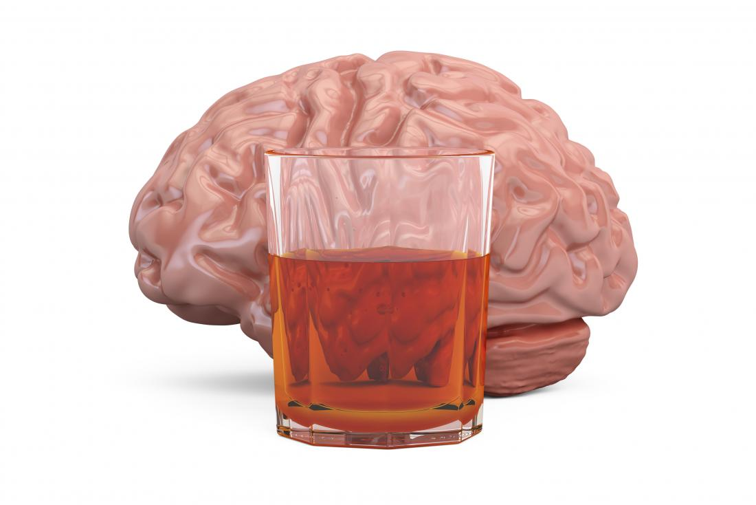 Alcohol 'more damaging to brain health than marijuana'