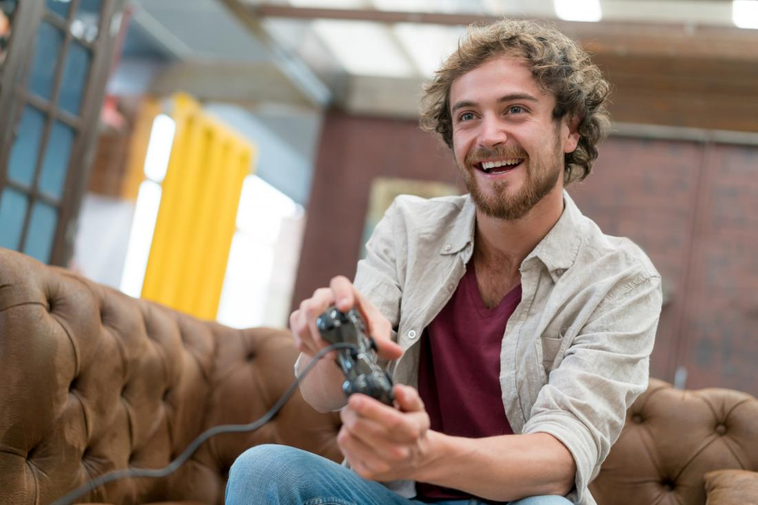 Just 1 hour of gaming may improve attention