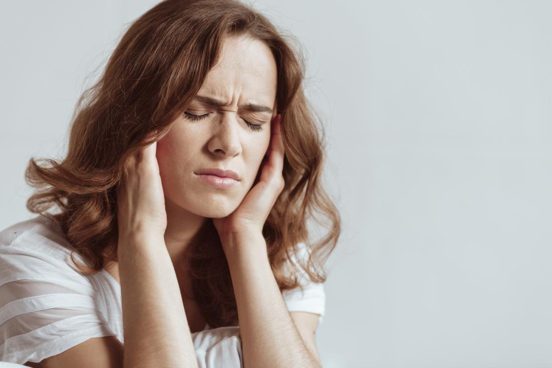 headache may be an effect of meningitis