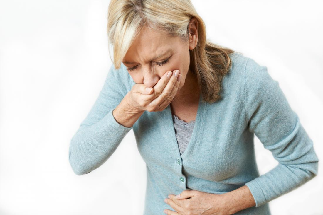 Projectile vomiting: Causes, treatment, and definition