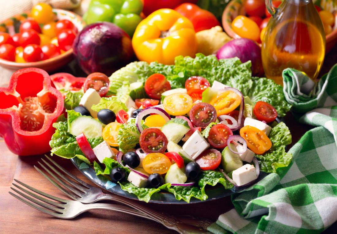 The Best Diets To Prevent And Fight Colorectal Cancer