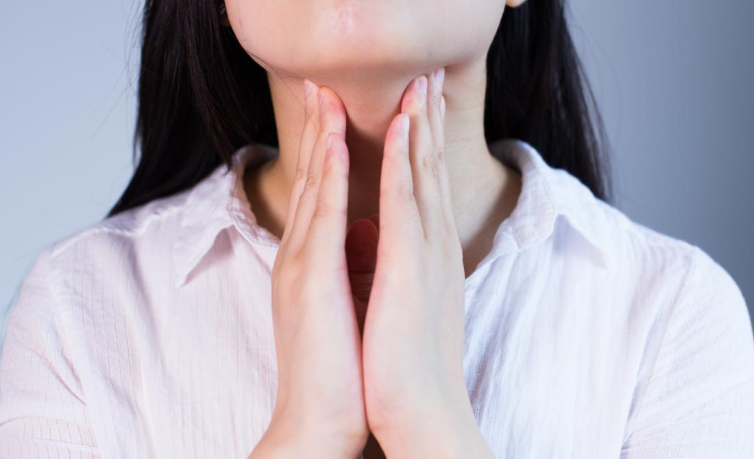 Lump under the chin: Symptoms and causes