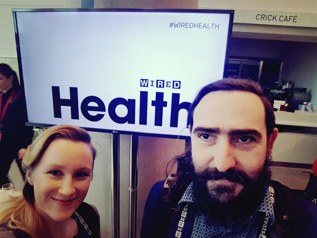 MNT editors at Wired Health