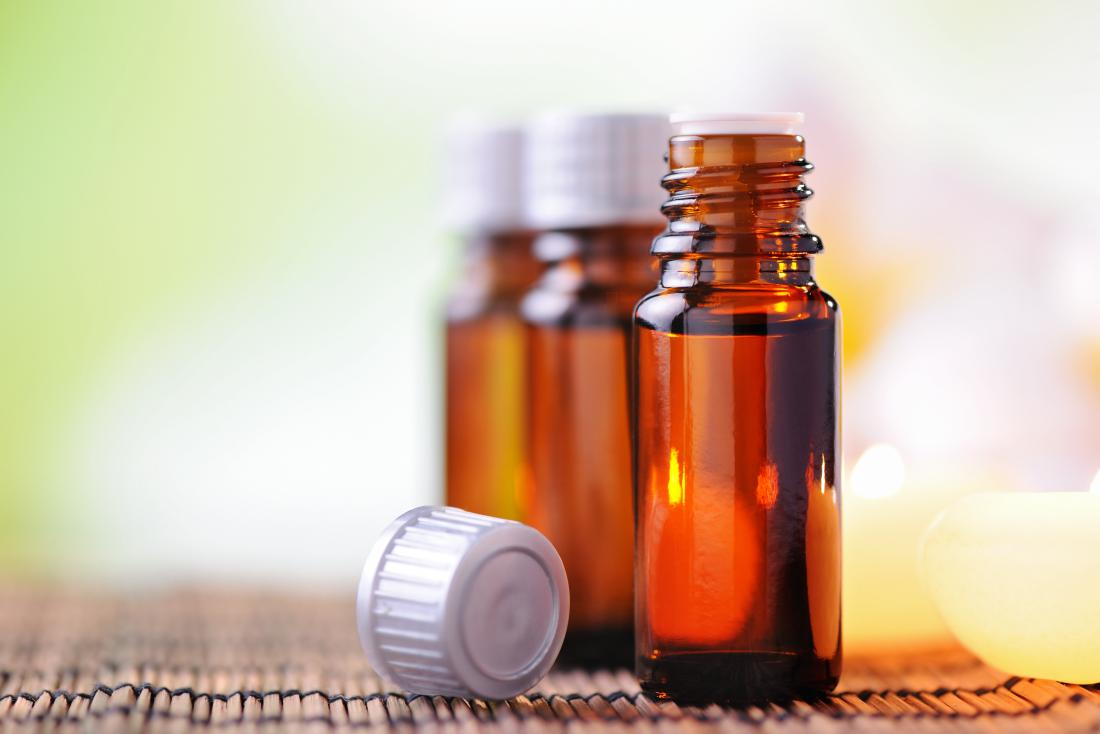 Essential oil pots for flu