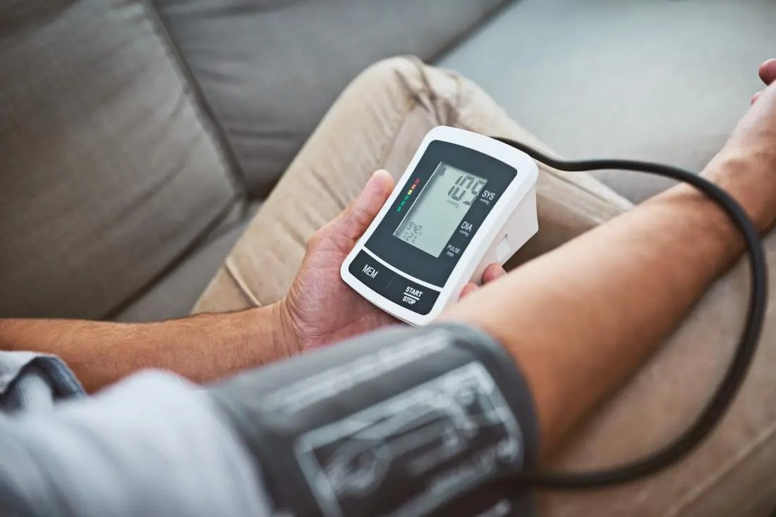 when to check your blood pressure