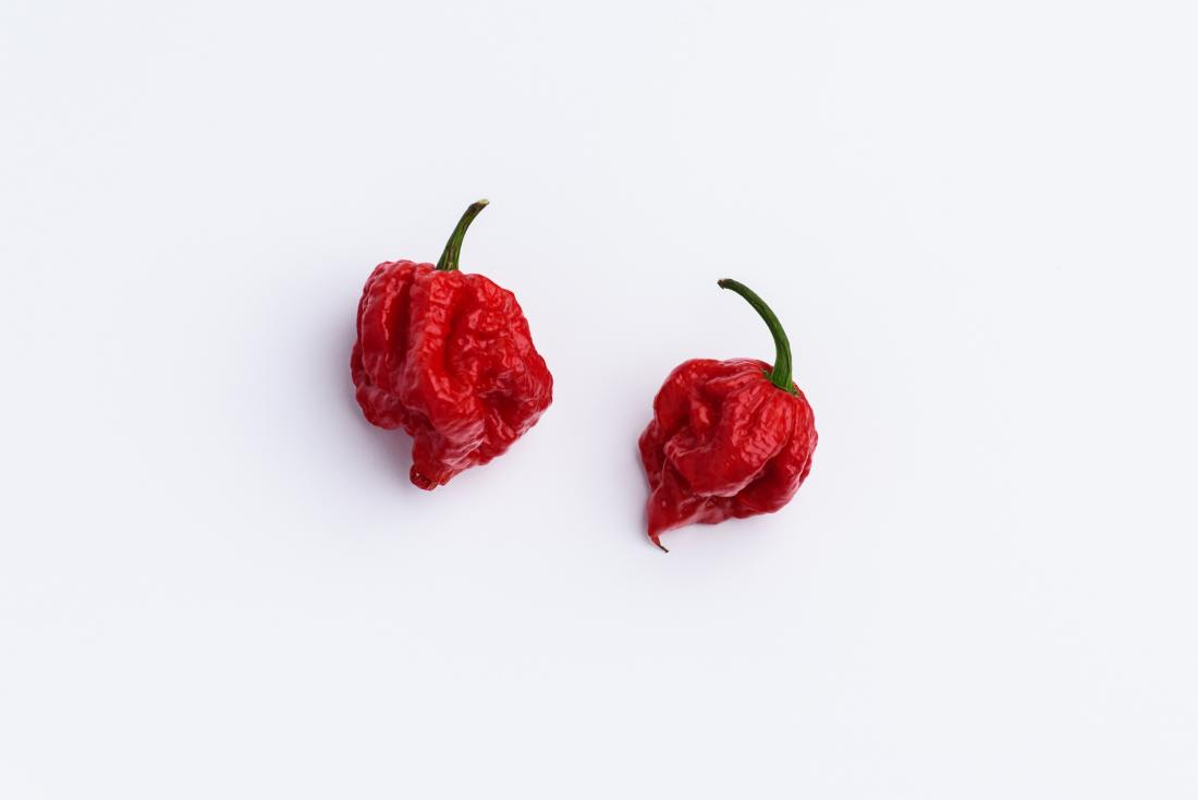 the carolina reaper pepper