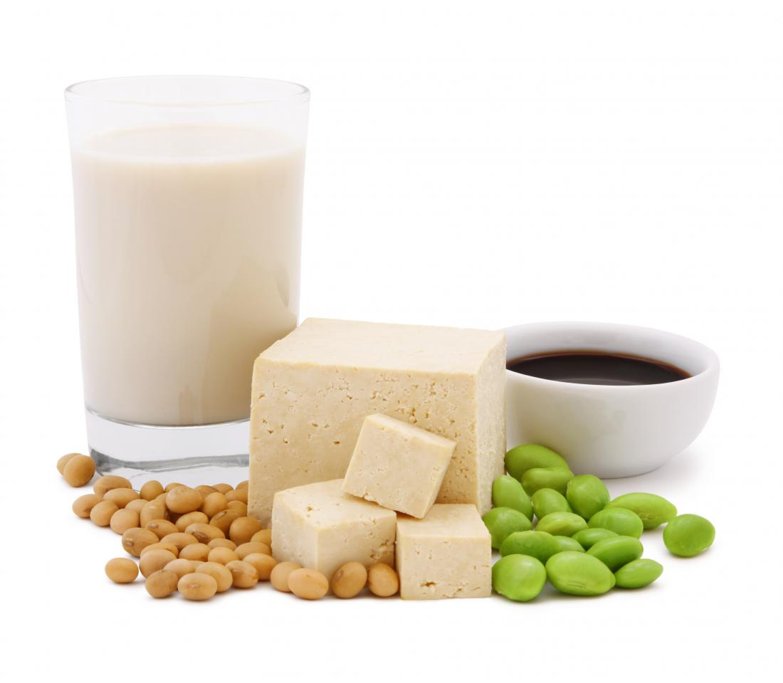 Soy is a plant based protein