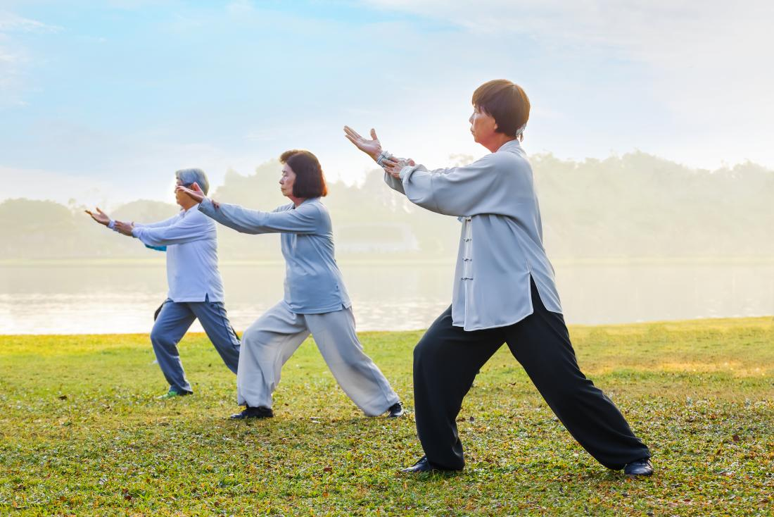 Tai chi is a recommended exercise for fibromyalgia